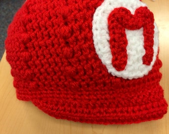 Red Mario hat