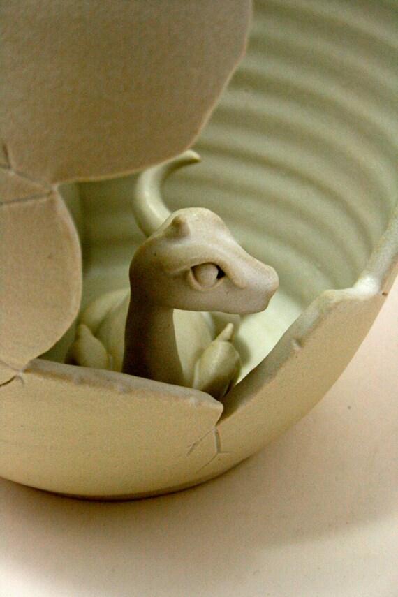 "Fantacy escultura ""Huevos de dragón"""