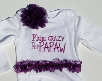 Plum crazy for PawPaw