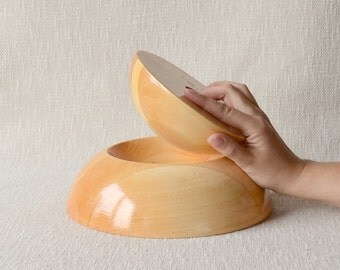 Saucer Fascinator Hat Block - Percher Hat Block Set - Domed Hat Block