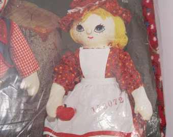 Pretty School Marm Doll Vintage Kit by Create Your Own, Inc