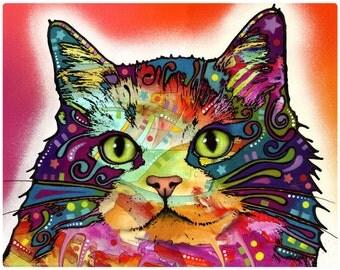 Ragamuffin Cat Dean Russo Wall Decal #44080