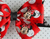Small Minnie Mouse Bow