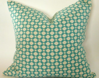 New Color Betwixt PIllow Cover in Pool