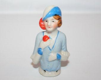Stunning Vintage/Antique Half Pin cushion Doll /MEMsArtShop.