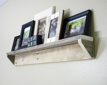 Wall Shelf, Shelves, Wood Wall Shelf, Christmas Gifts, Floating Shelf, Reclaimed Wood Shelf, Pallet Furniture, Distressed Wood, Book Shelf