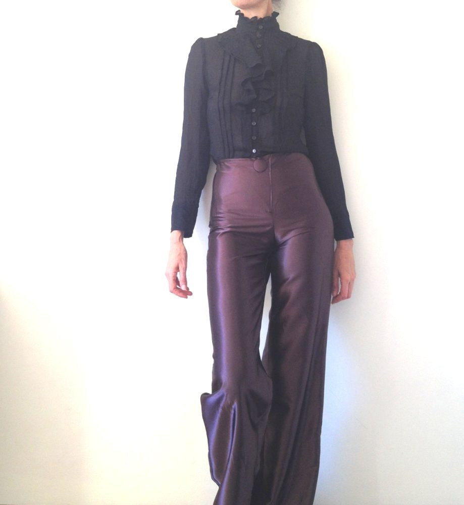 Shop for black satin pants at neyschelethel.ga Free Shipping. Free Returns. All the time.