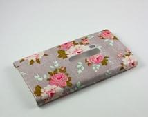 Tilda Vintage Flowers Nokia Lumia 920 Hard Shell Case Skin Cover