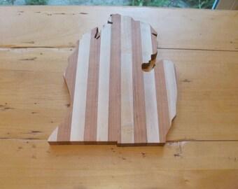 Custom State Cutting Board