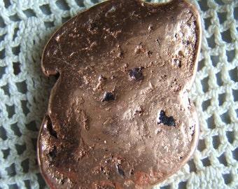 Copper Slag Cabochon