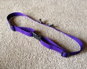 Belt with tail clip for tails up to 5lbs (Fully adjustable )