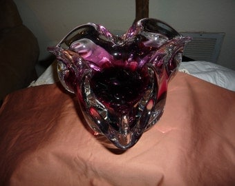 Crystal Candy Dish or Vase