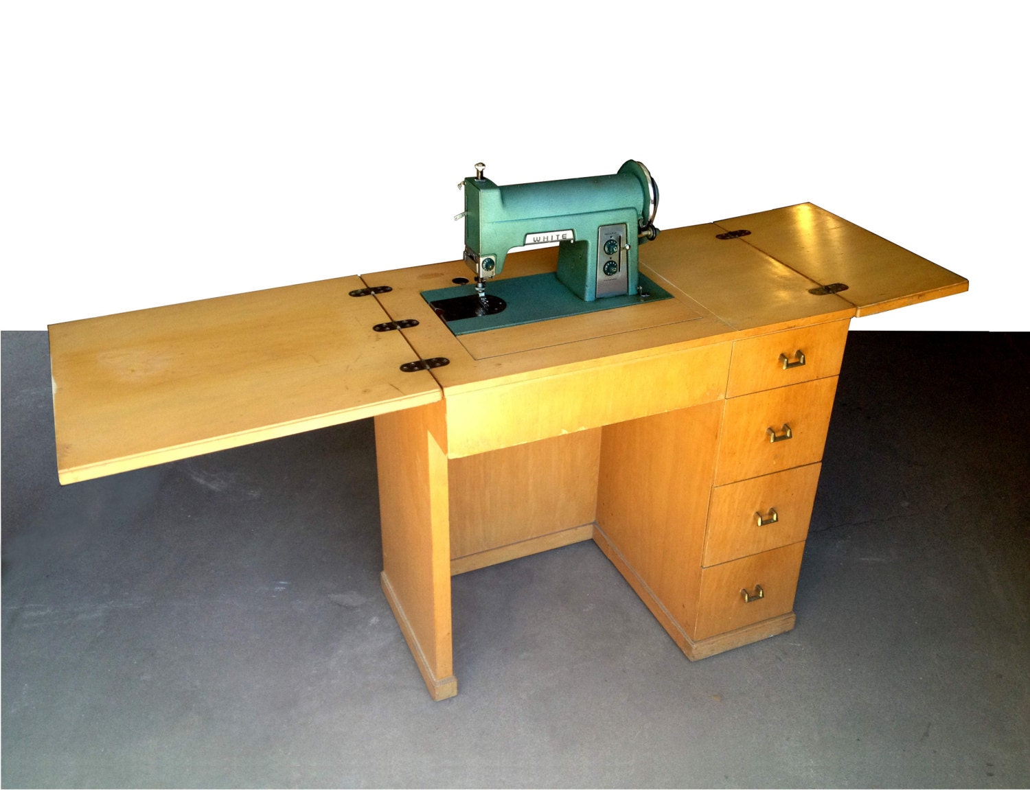 sewing machine desks tables