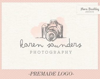 Custom Logo Design and Watermark - Premade  FB078