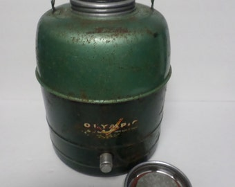 Vintage Olympic Thermos