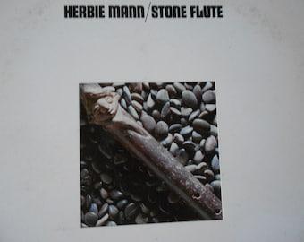 Herbie Mann - Stone Flute - vinyl record