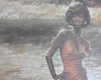 Natalie Cole - Thankful - vinyl record