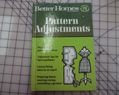 Better Homes and Gardens Pattern Adjustments