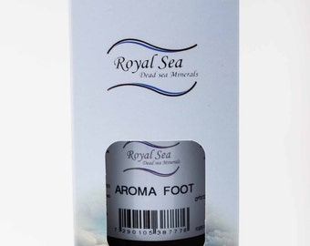 Foot oil- A Natural oil for preventing perspiration and removing odors from foot