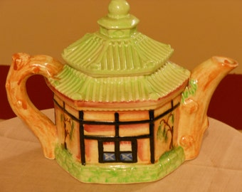 Maruhon Ware Japanese House Tea Pot
