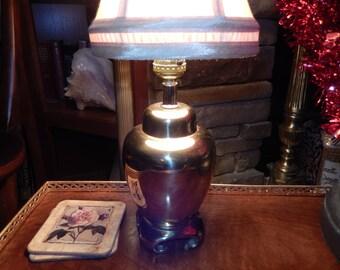 BRASS ASIAN STYLE Lamp