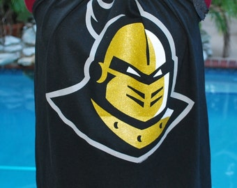 University of Central Florida UCF Knights Pillow Case Top Tank Shirt Size Small Ready to Ship!!