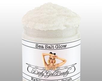 Sea Salt Glow Exfoliating Body Polish 8 fl. oz. UNSCENTED