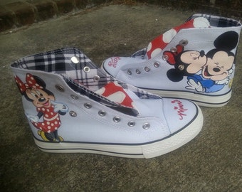 Mouse Inspired shoes Sizes 11-4 youth
