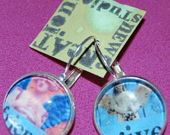 Very Funky Friendship Artisan Crafted Earrings