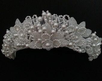 Bridal Tiara // Wedding Tiara// Wedding Crown