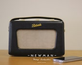 Vintage Roberts Radio converted into Bluetooth Music Speaker / iPod iPhone MP3 Player gift