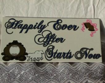 Wedding Ring Bearer Sign