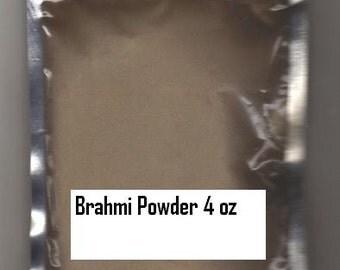 Brahmi Powder 4 oz (NEW)