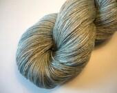 Winter Earth- Tussah Silk Lace