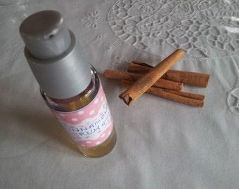 Cinnamon antiaging serum Aντιγηραντικο σερουμ με λαδι κανελλας