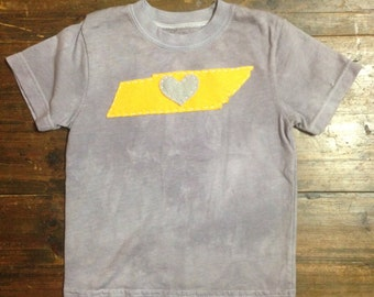 Custom grey TN t-shirt