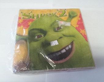 shrek 2 large napkins