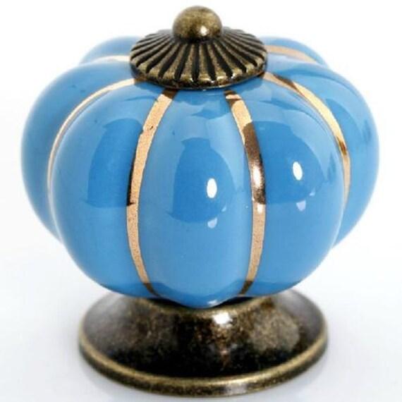boutons de citrouille commode bouton tiroir tire poign es en. Black Bedroom Furniture Sets. Home Design Ideas