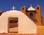 Taos Pueblo Chapel, Taos, New Mexico
