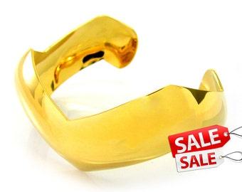 Wide Gold Cuff Bracelet Wide Gold Bracelet Cuff Wide Brass Cuff Bracelet Wide Brass Bracelet Cuff Wide Cuff Bracelet Wide Bracelet Cuff 096