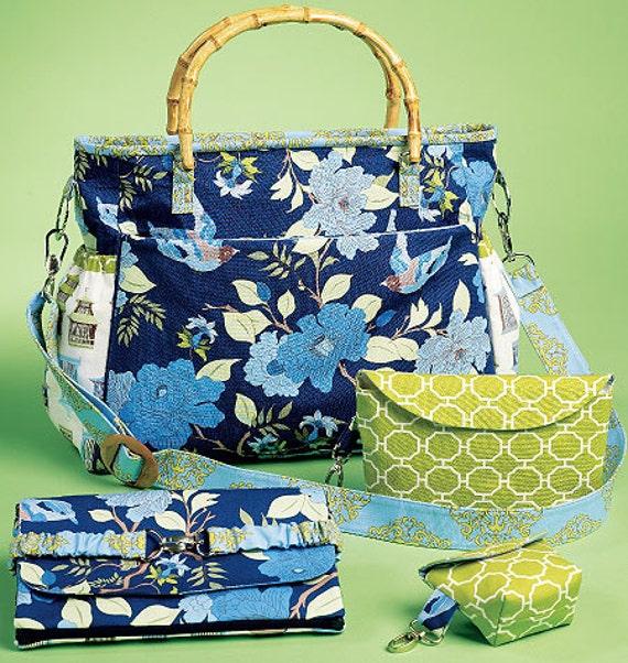 Sewing Pattern Ellie Mae Designs Craft Pattern Diaper Bag