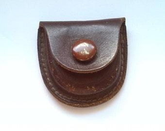 Soviet  Vintage Photo Camera Filter leather case