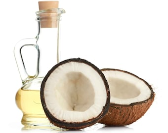 Pure COCONUT OIL,