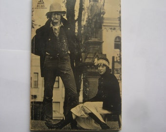 1967 Trout Fishing In America Richard Brautigan Seminal 1960's novel beat poet Bohemian Vintage Fascinating Fiction