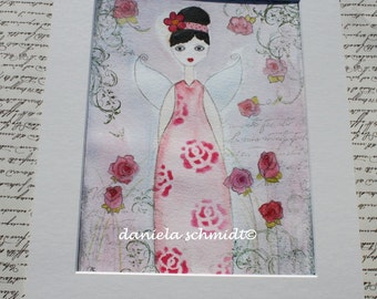 "Print ""Rose fairy"""