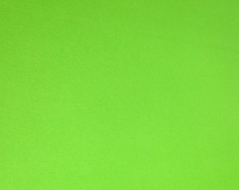 12x12 Double Sided Solid Spring Green Paper