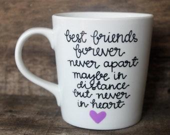 Best Friend Coffee Mug Etsy