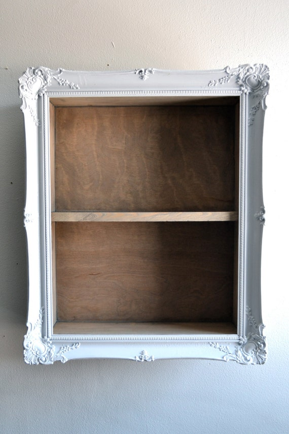 Large frame shelf - Shelving for picture frames ...
