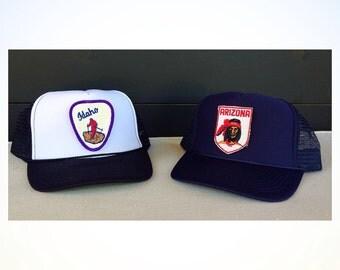 State Trucker Hat
