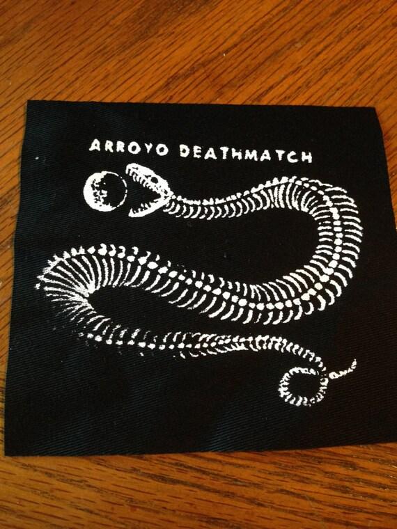 Arroyo Deathmatch Serpent Punk Patch